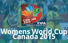 FIFA Womens World Cup Canada 2015