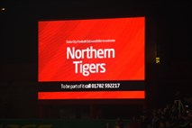 Northern Tigers on Tour 2014